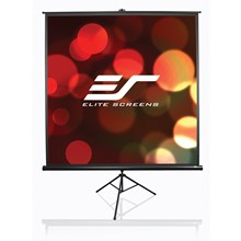 Elite Screens T71NWS1 Tripod Portable Projection Screen