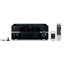 Yamaha Corp. of Americ RX-V3900BL 7.1-Channel Network Home Theater Receiver Black