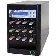 MicroBoards CFD-USB-11 CopyWriter USB Flash Duplicator with 11-Slot Configuration