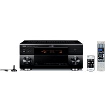 Yamaha Corp. of Americ RX-Z7BL 7.1-channel Network Capable Home Theater Receiver