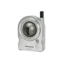 Panasonic BL-C30A less 802.11 b/g Network Camera