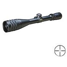Weaver 849408 4 - 16 x 42mm Classic V-16 Series Riflescope, Matte Black with Dual-X Reticle & Adjustable Objective.