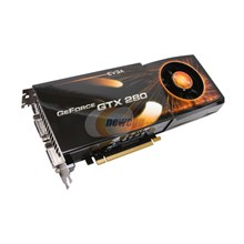 eVGA 01G-P3-1284-AR GeForce GTX 280 SSC Ed. 1GB PCIe 2.0
