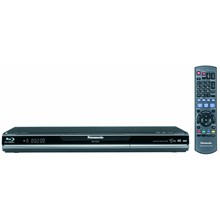 Panasonic DMP-BD60K BD60 1080p Blu-ray Disc Player, Black