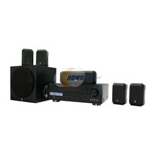 Yamaha Corp. of Americ YHT-391BL Home Theater in a Box Black