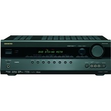 Onkyo TXSR507B 5.1-Channel A/V Surround Home Theater Receiver Black