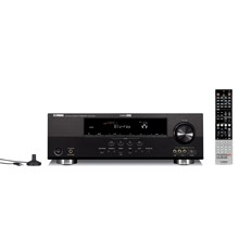 Yamaha Corp. of Americ HTR-6250BL 630 Watt 7-Channel Home Theater Receiver