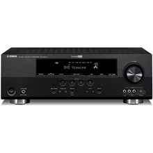 Yamaha Corp. of Americ HTR-6230BL 500 Watt 5-Channel Home Theater Receiver