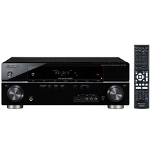 Pioneer VSX-819H-K 110 Watts A/V Receiver with Dolby True-HD/DTS-HD Master Audio Auto MCACC 5 Band Room EQ HDMI Repeater 3 In/1 Out Black