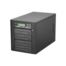 Ily DM-ILY-ADS03HUBKPRME Black 1 to 3 DVD Duplicator w/ 20X SONY Optiarc Drives + 250GB + USB 2.0 Model DM--ADS03HUBK