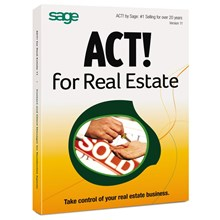 Sage ACTRE2009RT ACT FOR RETAIL ESTATE 11