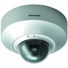 Panasonic BB-HCM547A Outdoor POE Network Camera with Automatic Verifocal Lens and Wide Angle Viewing