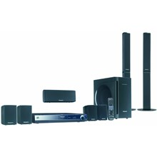 Panasonic SC-BT300 Channel Black Blu-ray Home Theater System
