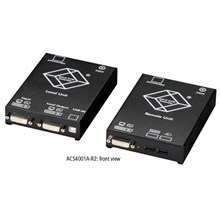Black Box ACS4001A-R2 ServSwitch Single DVI CATx KVM Extender, USB