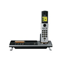 VTECH i5871 5.8GHz Digital Expandable Phone System with Color Handset and Answering Device