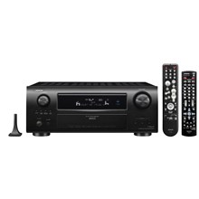 Denon AVR3310CI 7-Channel A/V Home Theater Surround Receiver In Black