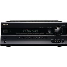 Onkyo HTRC160 7.2 Channel Home Theater Black Receiver