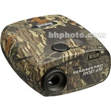 Bushnell 20-1920 Yardage Pro Scout 450 4x20 Roof Prism Laser Rangefinder Monocular with 6.1-Degree Angle of View - Camouflage