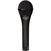 Audix OM7 Concert Dynamic Vocal Microphone