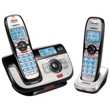 Uniden DECT2180-2 DECT 6.0 Caller ID with Answering System & 2 Handset Bundle