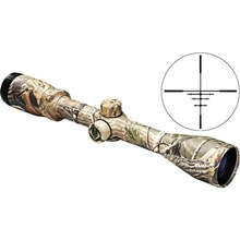 Bushnell 733948AB Trophy 3-9x40mm DOA 250 Ret Realtree AP Camo Riflescope