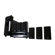 Onkyo HTS6200B 7.1-Channel Home Entertainment Receiver/Speaker Package with Dock for the iPod