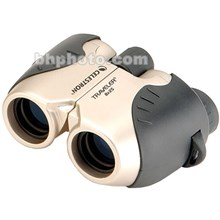 Celestron 71577 8x25 Traveler Wide Angle Porro Prism Binocular with 8.1-Degree Angle of View