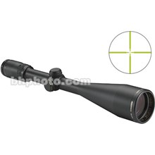 Bushnell 323957M 3-9x50 Elite 3200 Waterproof & Fogproof Riflescope 6.0-2.0 Degree Angle of View with FireFly Reticle & 30mm Tube - Matte Black