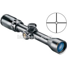 Bushnell 711436 1.75-4x32 Banner Dusk & Dawn Waterproof and Fogproof Riflescope 6.7-3.0 Degree Angle of View with Circle-X Reticle - Matte Black