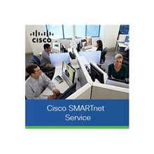 Cisco CON-SNT-3750G24TS SMARTnet extended service agreement - 1 year