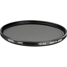 Hoya A-58ND4X-GB 58mm Neutral Density ND 4x HMC Multi-Coated Glass Filter