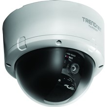 TRENDnet TV-IP252P SecurView PoE Dome Internet Camera