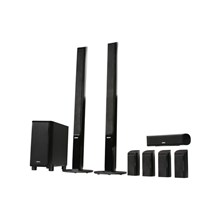 Sony SAVS350H lack 5.1-7.1 Channel Home Theater Speaker Package