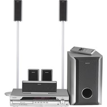 Sony DAVDX375 Home Theater Speakers