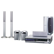 JVC THC50 Home Theater System