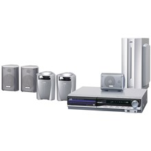 JVC THC30 Home Theater System