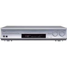 JVC RXD205S AUDIO/VIDEO CONTRL RECEIVER