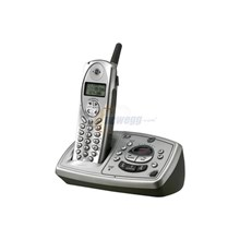 General Electric 25833GE3 258333 5.8GHz Expandable Cordless Phone with Digital Answering System