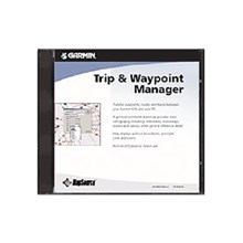 Garmin 010-10215-04 MapSource Trip and Waypoint Manager #
