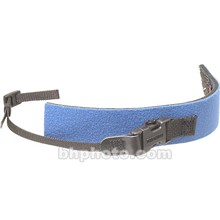 """OpTech 6704252 Gotcha Binocular or Camera Wrist Strap with 3/8"""" Webbing Connectors & Quick Disconnects - Navy"""