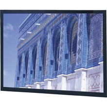 "Da-Lite 74637 DA-Snap Wall Screen - 90 x 120"" - 150"" Diagonal - Video Format 4:3 Aspect - DA-Mat"