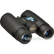 Pentax 62551 8X42 DCF-WPII Waterproof and Fogproof Roof Prism Binocular with 6.3-Degree Angle of View