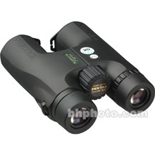 Pentax 62483 10x36 DCF HS Roof Prism Binocular with 5.5-Degree Angle of View