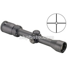 Bushnell 731421 1.75-5x32 Trophy Waterproof & Fogproof Riflescope 13.9-5.7 Degree Angle of View with Circle-X Reticle - Matte Black