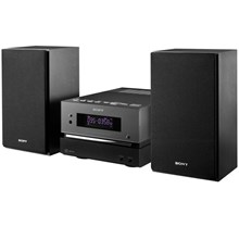 Sony CMTBX1 MICRO HI-FI COMPONENT SYSTEM
