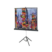 "Da-Lite 76030 43 x 57"" Versatol Tripod Matte White Projection Screen"
