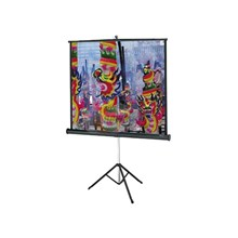 "Da-Lite 76026 50"" x 67"" Picture King Portable Projection Screen with Tripod"