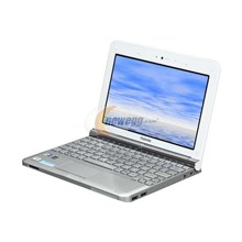 """Toshiba NB205-N330WH Frost White 10.1"""" WSVGA Netbook"""