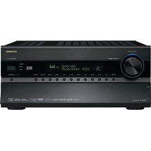 Onkyo TX-NR807 7.2-Channel Black Home Theater Receiver
