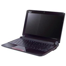 "Acer Aspire One AO532h-2406 Garnet Red 10.1"" WSVGA Netbook"